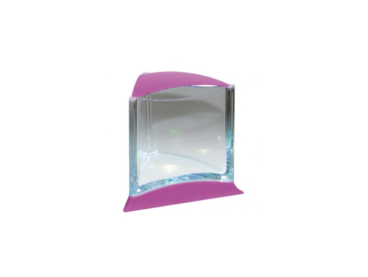 Stylish Display Case w/LED light (Purple)