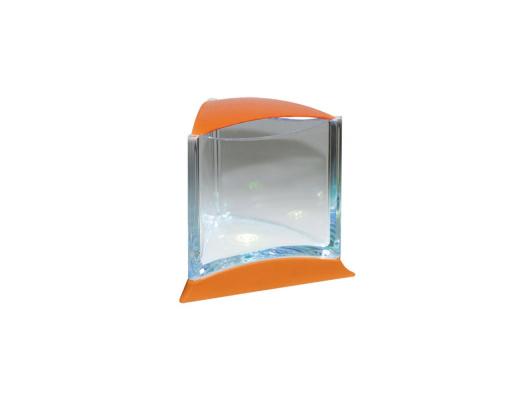Stylish Display Case w/LED light (Orange)