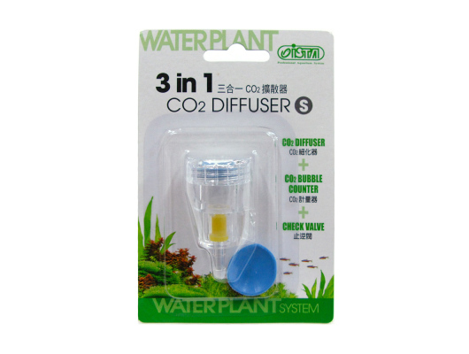 CO2 Diffuser – 3 in 1 – (Small)